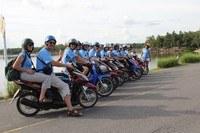 Tajska od severa do juga 2012
